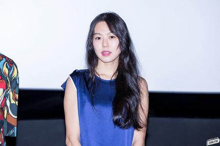 160611 아가씨 수원cgv 무대인사 김민희 직찍