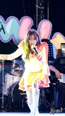[16.07.21] 크레용팝(Crayon Pop) 웨이 [제19회 보령머드축제] 직캠 by 포에버