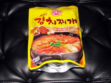 오뚜기 맛있는 김치찌개, 뭔가 많이 부족한 느낌