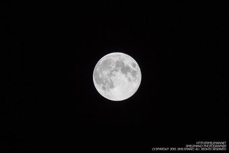 130919 한가위 보름달