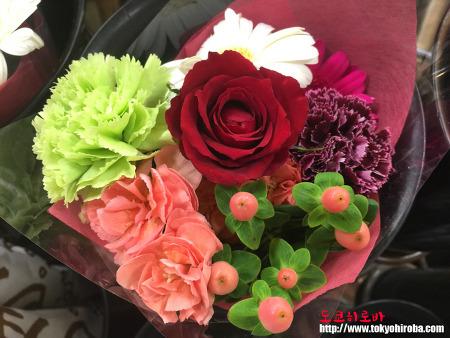 일본에서는 아버지의 날(어버이날)에 장미를 선물한다?