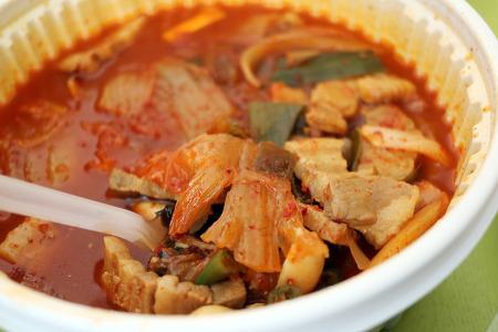 거제옥포 한식배달 우리집밥상 김치찌개 짱맛있어요!