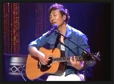 옛사랑-이문세(Old Love-Lee Moon Se)k-pop가요듣기(Korean pop song-in English mark)