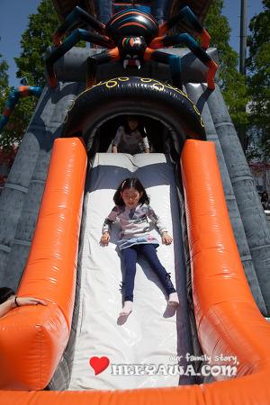 어린이날 행사, 그리고 화랑공원