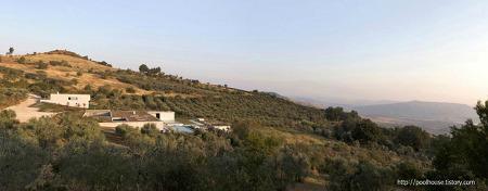 노출콘크리트의 멋드러짐을 발견한 이탈리아 주택