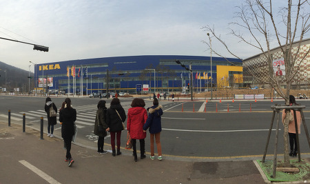 이케아 광명점 방문기