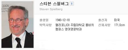 """""""스티븐 스필버그"""" 감독 영화 추천"""