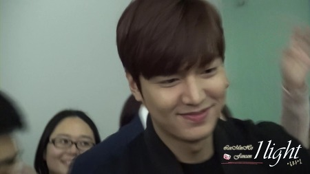 [직캠] Lee Min Ho 20150417 Incheon Airport 중국 출국 (by 1light)