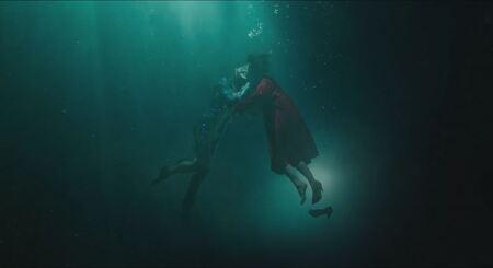 셰이프 오브 워터: 사랑의 모양 (The Shape of Water, 2017)