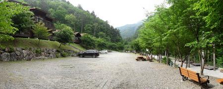 미천골 자연휴양림 - 연립동 (능이)