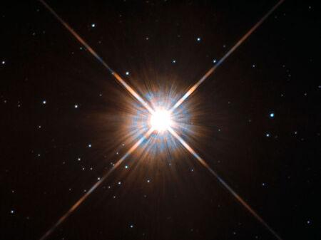 지구에서 가장 가까운 또 다른 태양계, 알파 센타우리