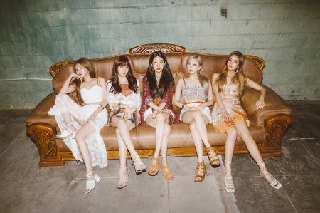 라붐, 18일 '2019 슈퍼모델 선발대회' 축하 공연