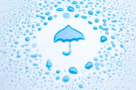 비가 와도 안심! '방수가공'과 '발수가공'