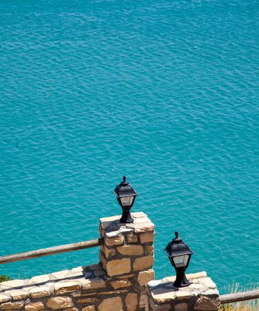 [두번째 그리스 여행]49 아기이 갈리니 Ag. Gallini: 환상의 에게해 비치 타운
