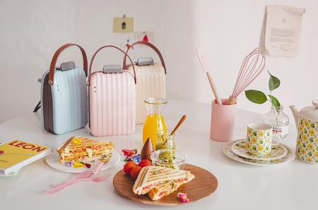 미니쿠치 샌드위치 메이커 역시 요리는 장비빨! 요즘 홈카페 최애템을 소개합니다♡