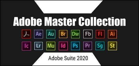 Adobe Master Collection 2020 RUS-ENG v1 [2019,Ru/En]