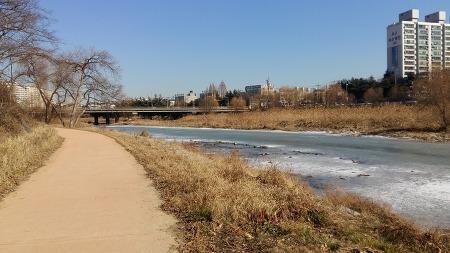 2019 겨울 전주천변