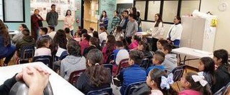 미국 고등학생 악기봉사 단체