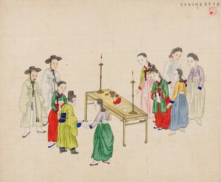 김홍도, 신윤복과는 또 다른, 조선이 낳은 세계적인 풍속화 스타…'기산 김준근'을 아십니까
