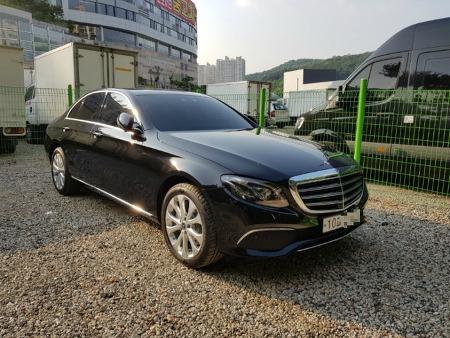 [Benz] 벤츠 E300 익스클루시브 4Matic(2018년형)