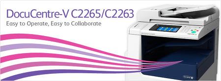DocuCentre-V C2265/C2263
