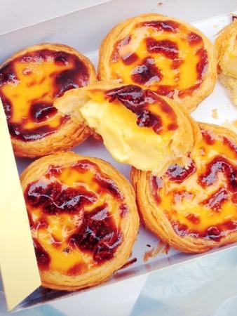 [마카오 여행] 에그 타르트 Lord stow's bakery - 콜로안 빌리지