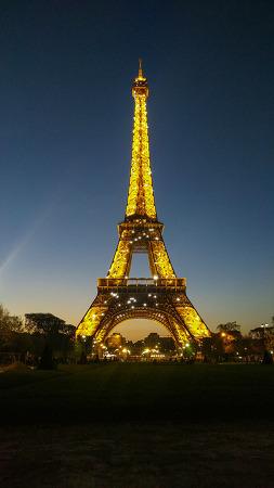 프랑스 파리 1일차 에펠탑 (유럽여행 34일차)