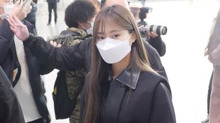 200210 인천공항 출국 트와이스 직캠 by 스피넬
