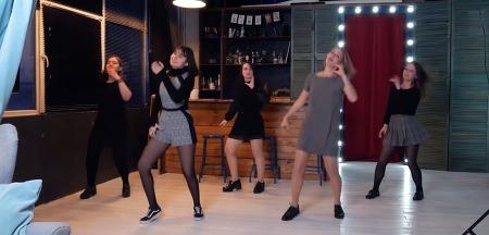 러시아에서 핫한 트로트 '박군-한잔해' [한잔해댄스]