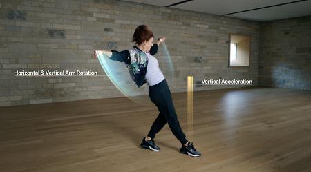 애플워치 watchOS 7의 새로운 '댄스' 운동