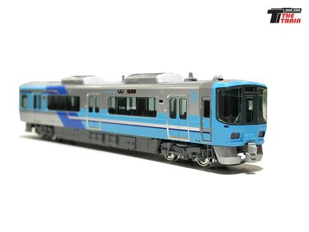 [KATO] 10-1508 IR이시카와철도 521계 철도모형
