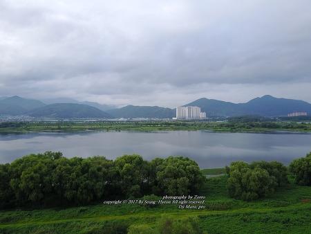 대구 화원유원지 풍경을 담다