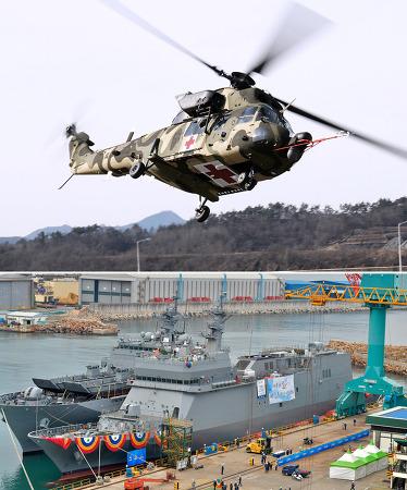 디지털 박격포·신형 호위함·정찰비행단…육·해·공 전력 업그레이드