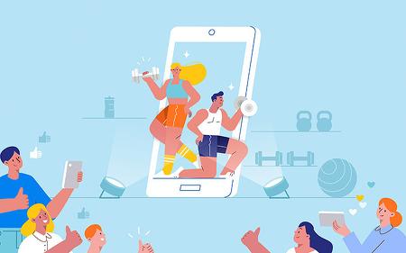 [IT트렌드 2020] 운동 효과를 배로 늘려주는 스마트 운동기구 5
