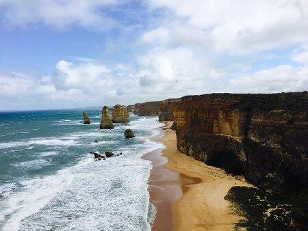 [호주] 여행 7일차 (그레이트 오션로드, 12사도상, 깁슨 스텝, 마막)