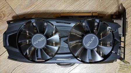 A/S 로 교환받은 GALAX GeForce GTX 1060 EXOC 3GB