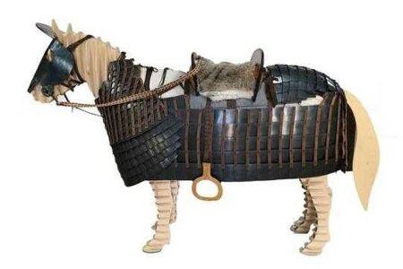 740매 말갑옷의 비밀…삼국시대 전투마는 조랑말 크기