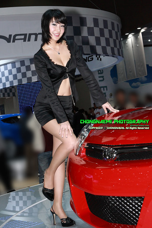 이현진_ 2007 서울모터쇼