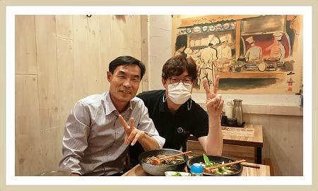 [더뉴K7구입 고객님] 대전맛집 겐로쿠우동(서대전점)을 운영하시는 송사장님을 만났습니다