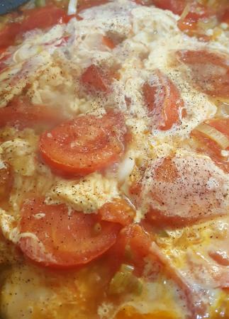 간단 토마토 계란국 만들기