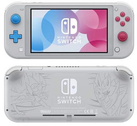 닌텐도 새로운 모델 'Nintendo Switch Lite'출시.