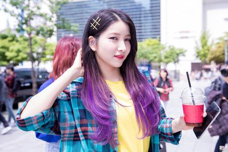 [PHOTO] 180508 최화정의 파워타임 - 여자친구 소원 by Girls Grapher