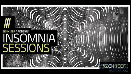 Zenhiser - Insomnia Sessions (MIDI, WAV) 테크노 & 하우스 샘플파일