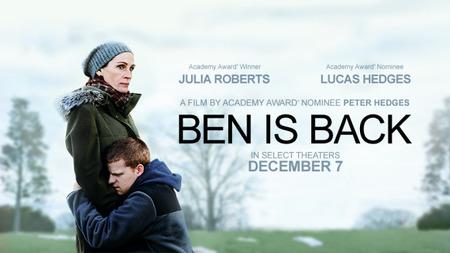 "[Vol.62 19년 제7호] 미디어 속 보건의료이야기 :: 청소년 약물중독과 '우리' 사회: 영화 ""Ben is Back"""