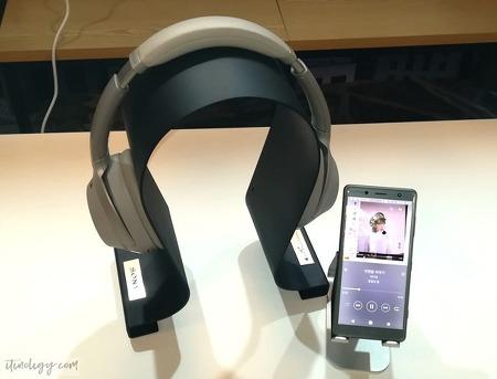 Sony WH-1000XM3 신제품 발표회 / WH-1000XM3 사양