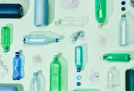 친환경 가죽으로 떠오른 플라스틱 합성 섬유