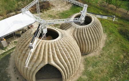 재활용 3D 프린팅 주택 그리고 폐기물도 제로 This 3D-Printed House Is Made From Recyclable Materials and Will Be Zero Waste