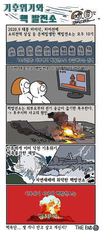 기후위기와 핵발전소