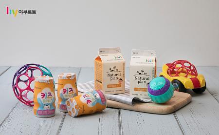 성장기 우리 아이를 위한 한국야쿠르트 키즈 제품 추천! 키즈 플러스 & 내추럴플랜 키즈