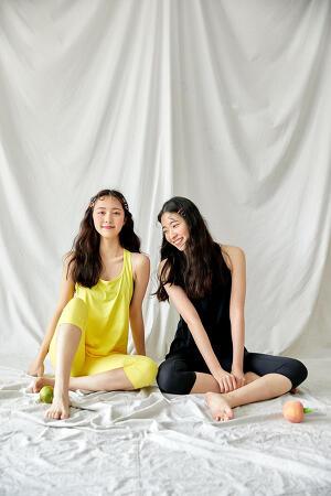 배우 박세완 닮은 예쁜 모델이 있는 쇼핑몰 스토리요가
